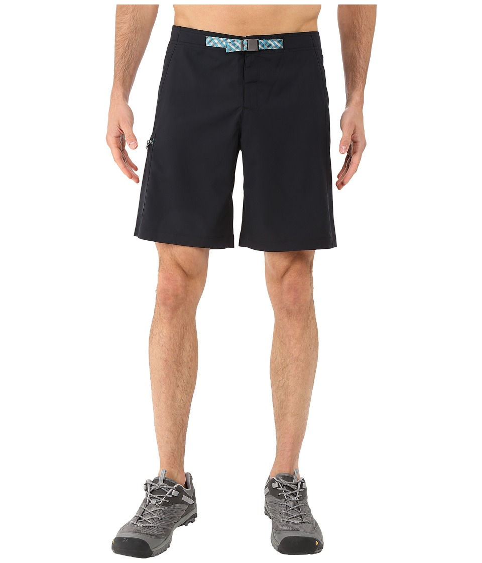 Merrell - Capra Rapid Shorts (Black) Men's Shorts