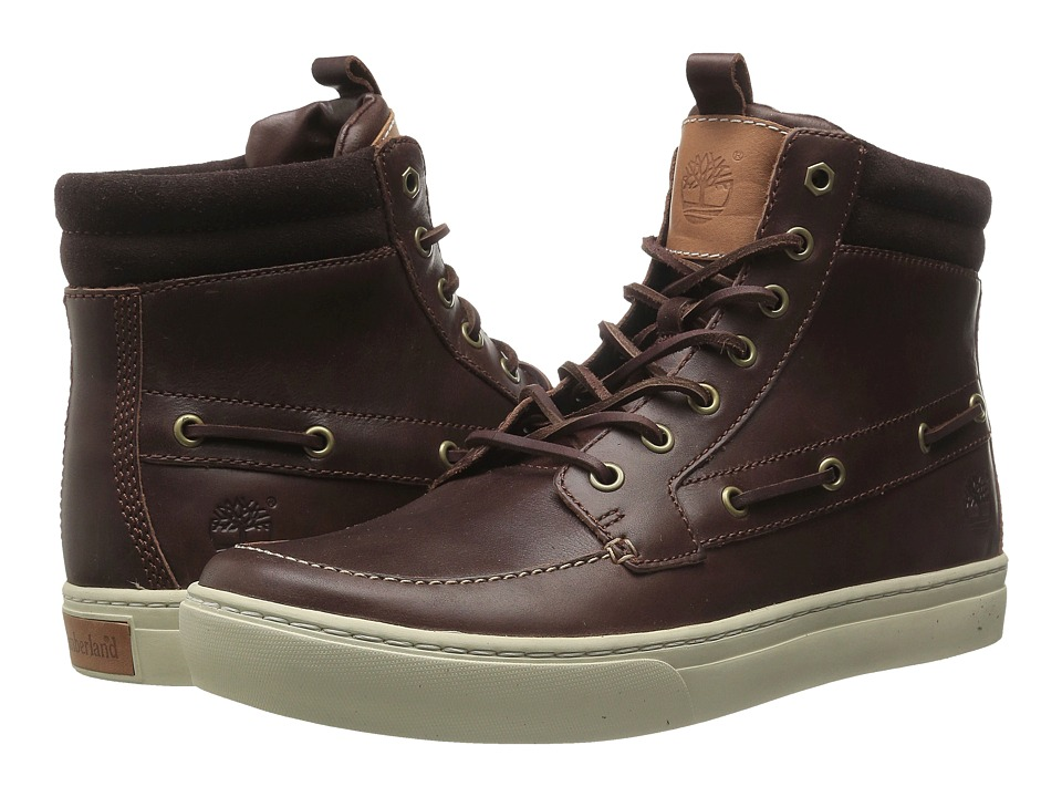 Timberland - Adventure 2.0 Cupsole 7-Eye Chukka (Dark Brown) Men's Lace-up Boots