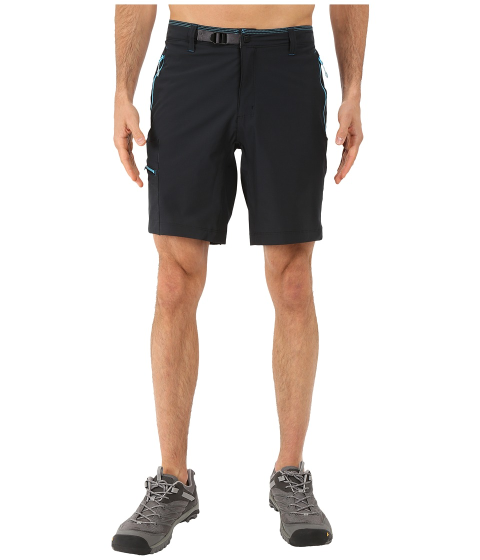 Merrell - Archwood LT Shorts (Black) Men's Shorts