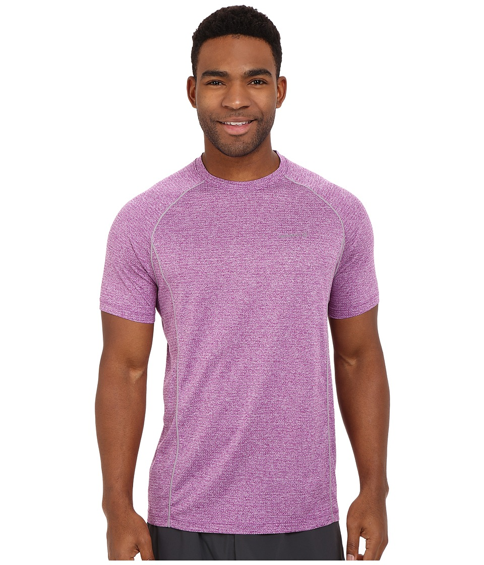 Merrell Connect Tee (Hyacinth Violet Heather) Men