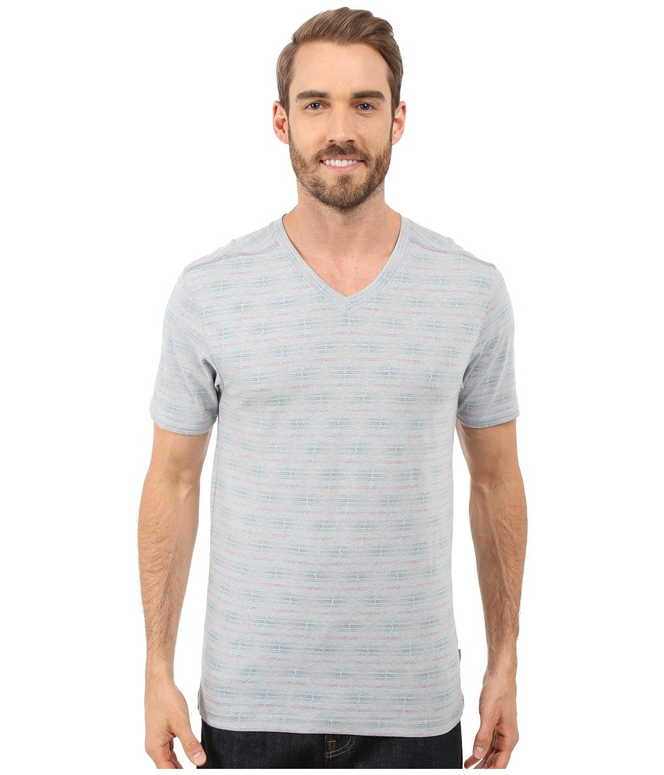 Merrell - Pasco Printed V-Neck Tee (Iceberg Print) Men's T Shirt