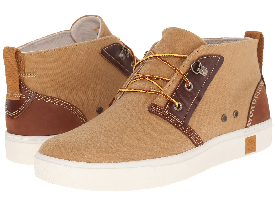 Timberland - Amherst Chukka (Brown) Men's Lace-up Boots