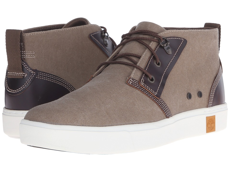 Timberland - Amherst Chukka (Teak) Men's Lace-up Boots