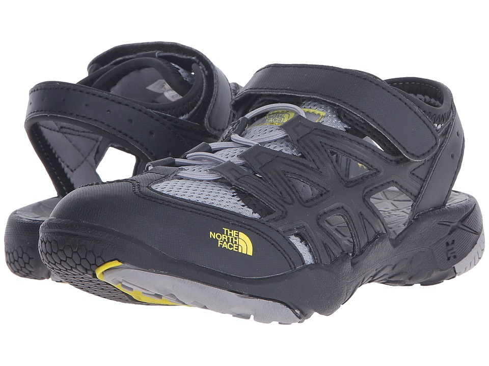 The North Face Kids - Hedgehog Sandal (Toddler/Little Kid/Big Kid) (Phantom Grey/Griffin Grey) Boys Shoes