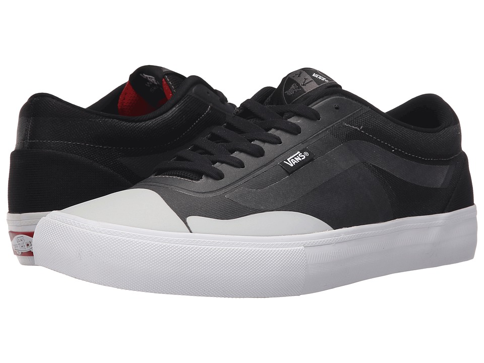 Vans - AV Rapidweld Pro Lite (Black/Light Grey) Men's Lace up casual Shoes
