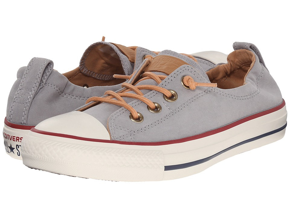 Converse - Chuck Taylor All Star Shoreline Peached Canvas (Dolphin/Biscuit/Egret) Women's Lace up casual Shoes