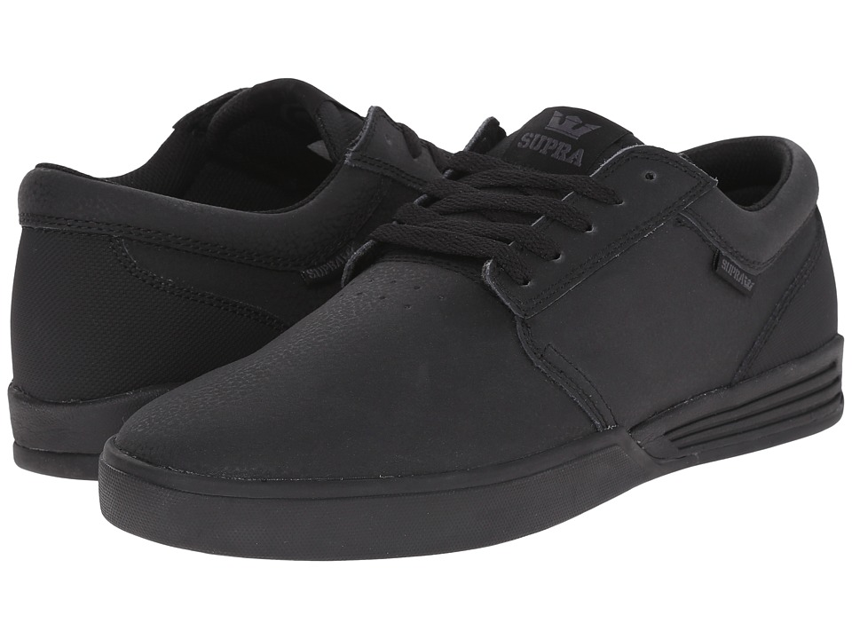 Supra - Hammer (Black/Black/Black) Men's Skate Shoes