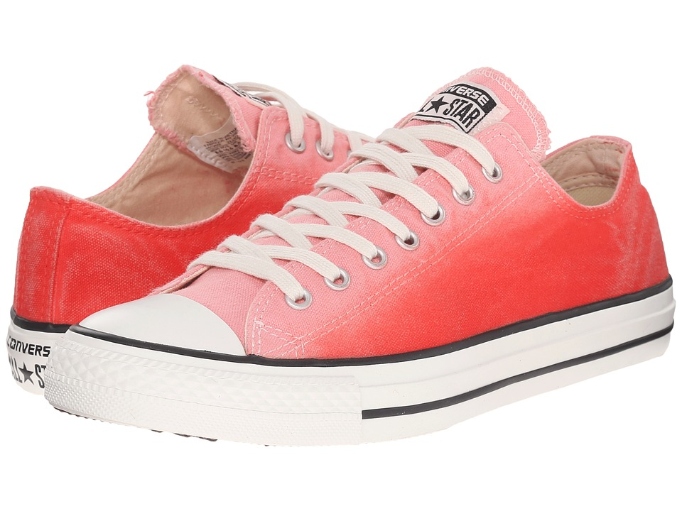 Converse - Chuck Taylor All Star Sunset Ox (Daybreak Pink/Brake Light/Egret) Lace up casual Shoes