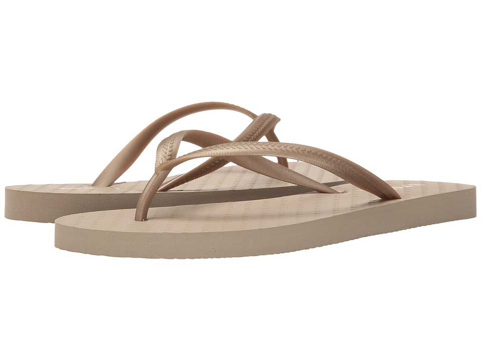 Reef - Chakras (Tan) Women's Sandals