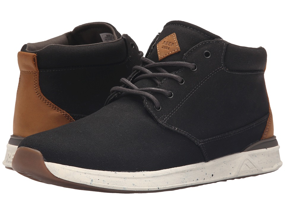 Reef - Rover Mid TX (Charcoal) Men's Shoes
