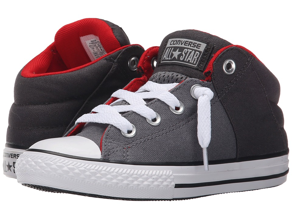 Converse Kids - Chuck Taylor All Star Axel Mid (Little Kid/Big Kid) (Thunder/Storm Wind/Casino) Boys Shoes