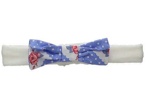 Pumpkin Patch Kids - Urban Folk Bow Headband (Vanilla) Headband