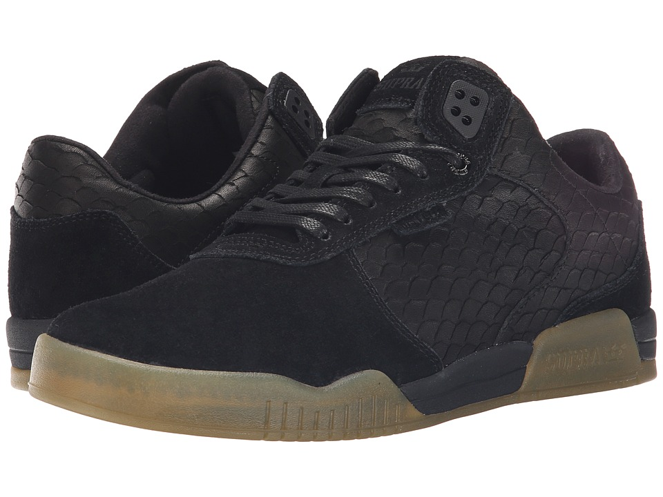 Supra Ellington (Black/Gum) Men