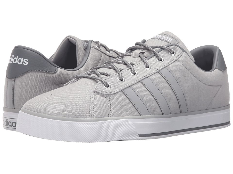 adidas - Daily (Clear Onix/White) Men's Shoes
