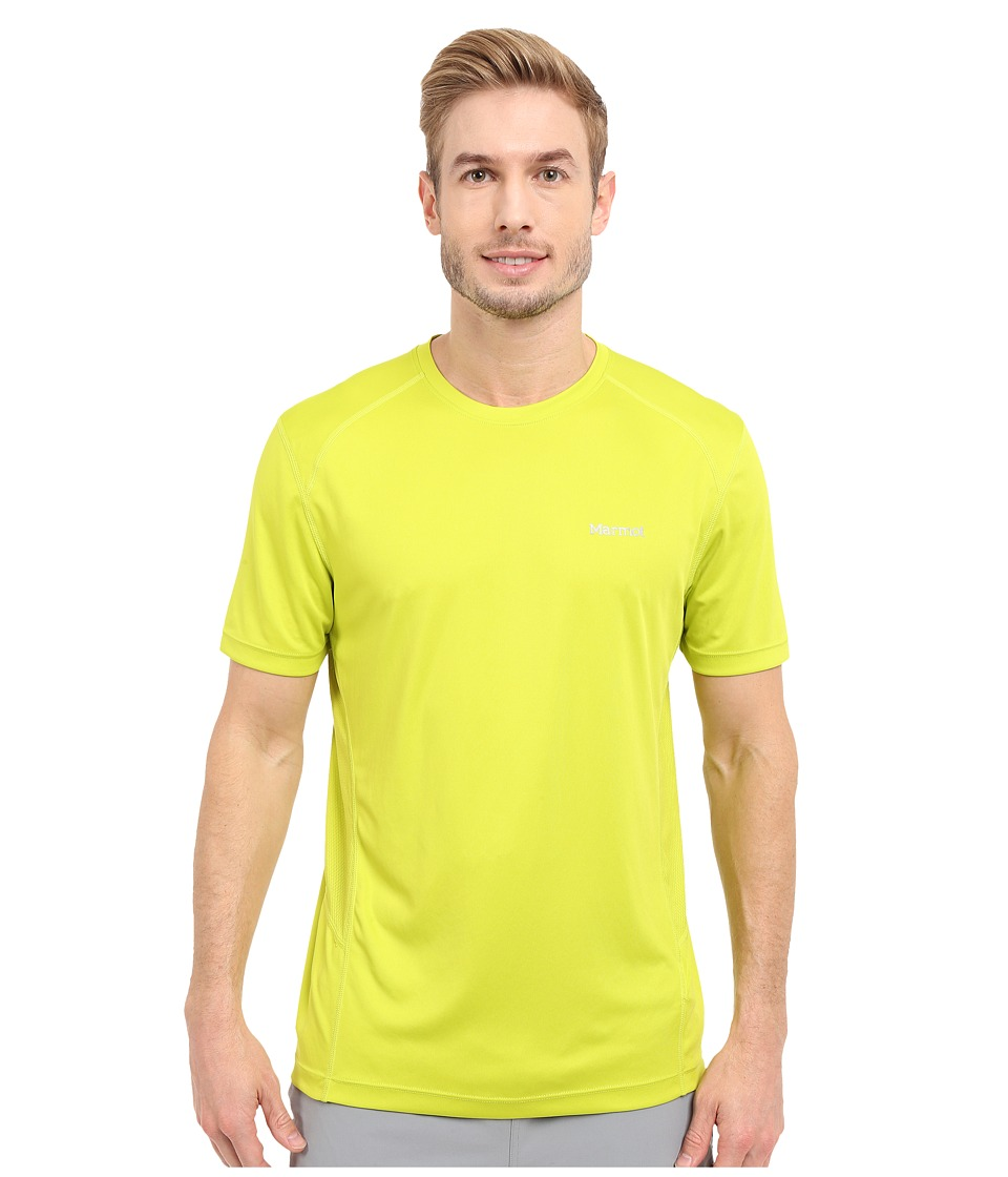 Marmot - Windridge S/S (Bright Lichen) Men's Clothing