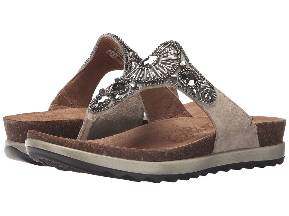 Dansko Pamela (Taupe Jewelled) Women