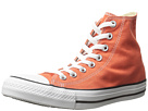Chuck Taylor All Star Seasonal Color Hi (My Van is on Fire/White/Black) Lace up casual Shoes