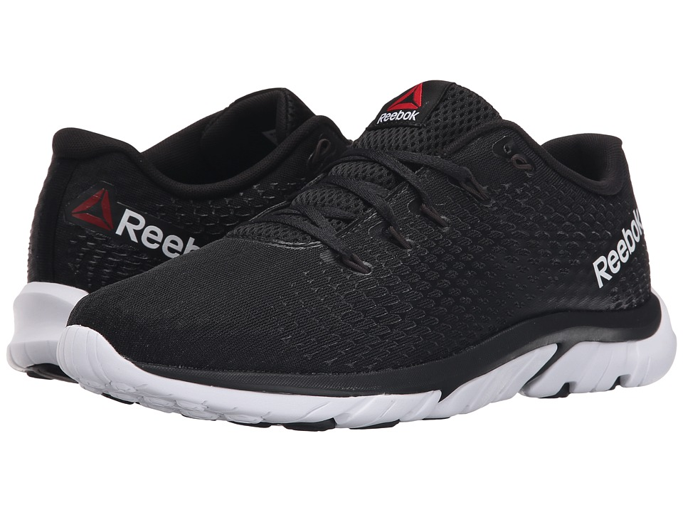 Reebok - ZStrike Elite (Black/White) Men's Running Shoes