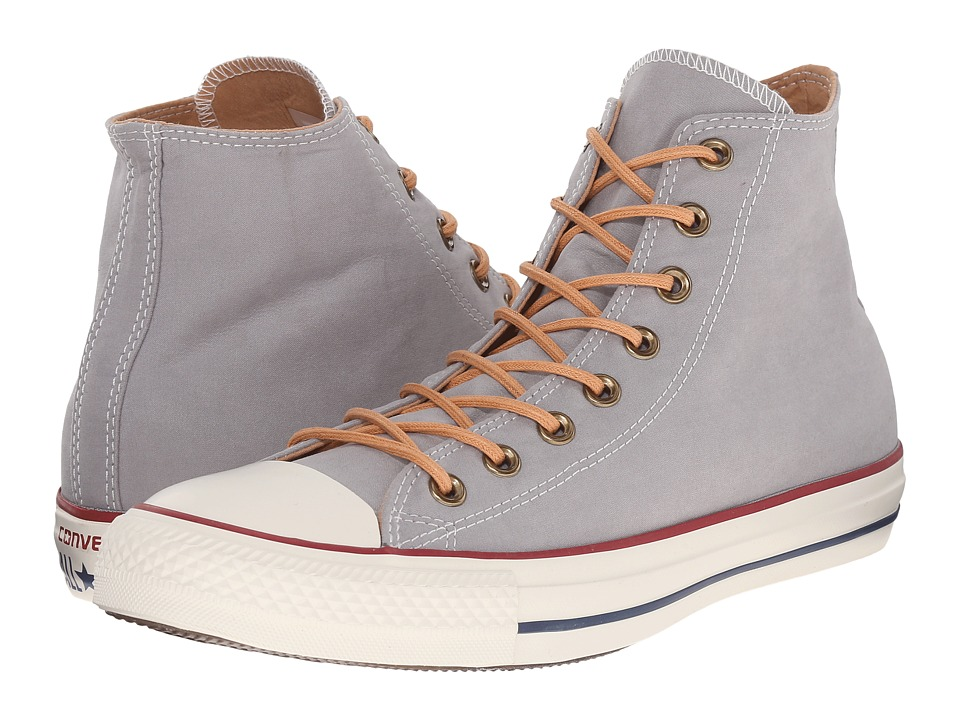 Converse Chuck Taylor All Star Peached Canvas Hi (Dolphin/Biscuit/Egret) Lace up casual Shoes