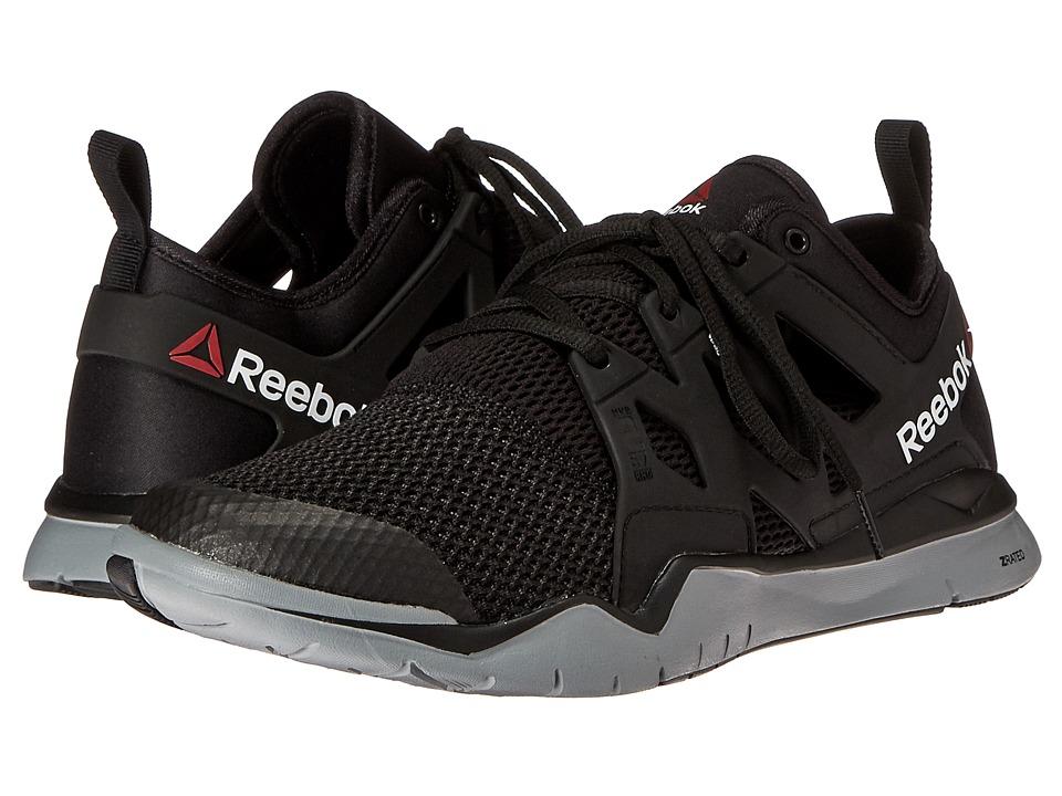 Reebok - ZCut TR 3.0 (Black/Tin Grey/White) Men's Cross Training Shoes