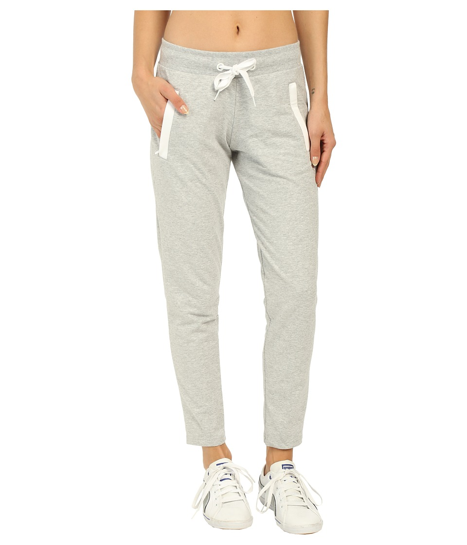 PUMA - Style Swagger Pants (Light Gray Heather) Women's Workout
