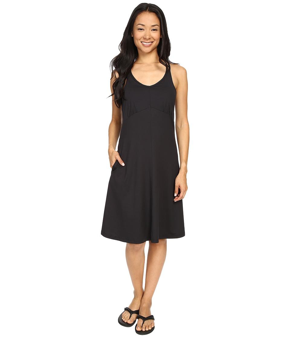 ExOfficio - Wanderlux Tank Dress (Black) Women's Dress