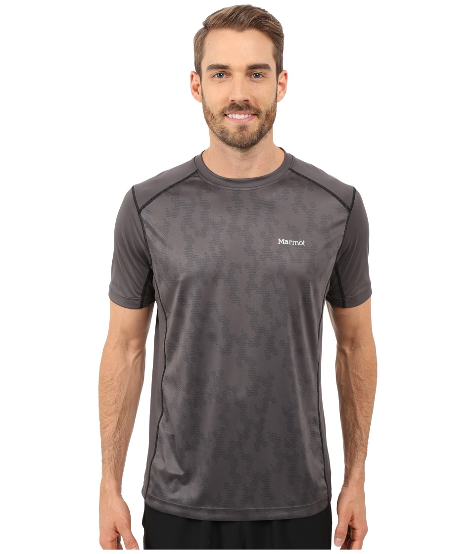 Marmot - Elevate Short Sleeve (Slate Grey) Men