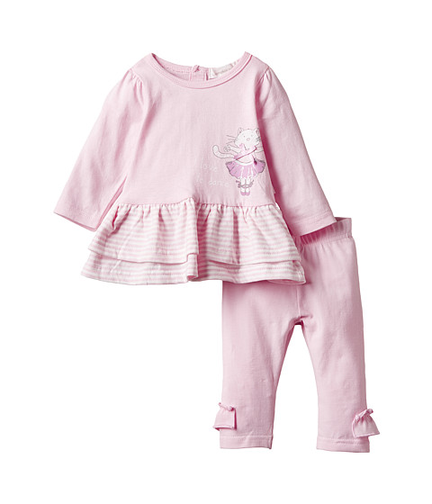 Pumpkin Patch Kids - Dance Academy Frilly Set (Infant) (Orchid Pink) Girl