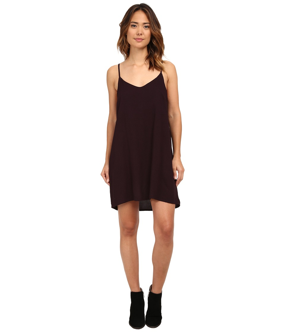 Hurley - Jolene Dress (Noble Purple) Women's Dress