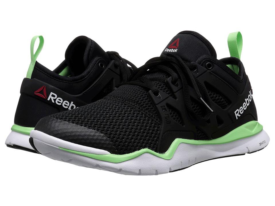 Reebok - ZCut TR 3.0 (Black/Seafoam Green/White) Women's Cross Training Shoes