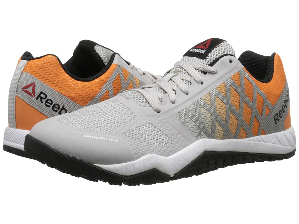 Reebok Ros Workout TR (Steel/Electric Peach/Black/White) Women