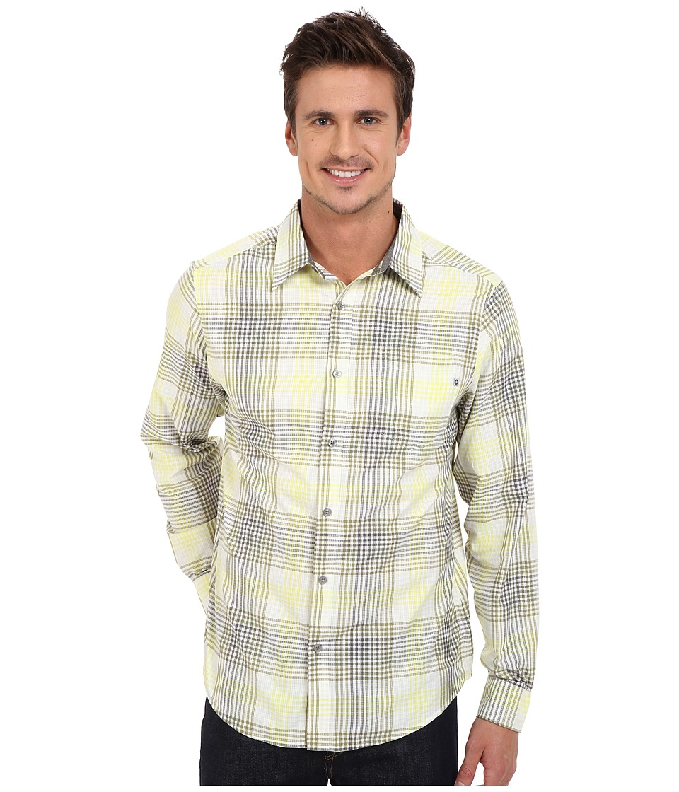 Marmot - Zephyr Long Sleeve (Yellow) Men's Long Sleeve Button Up