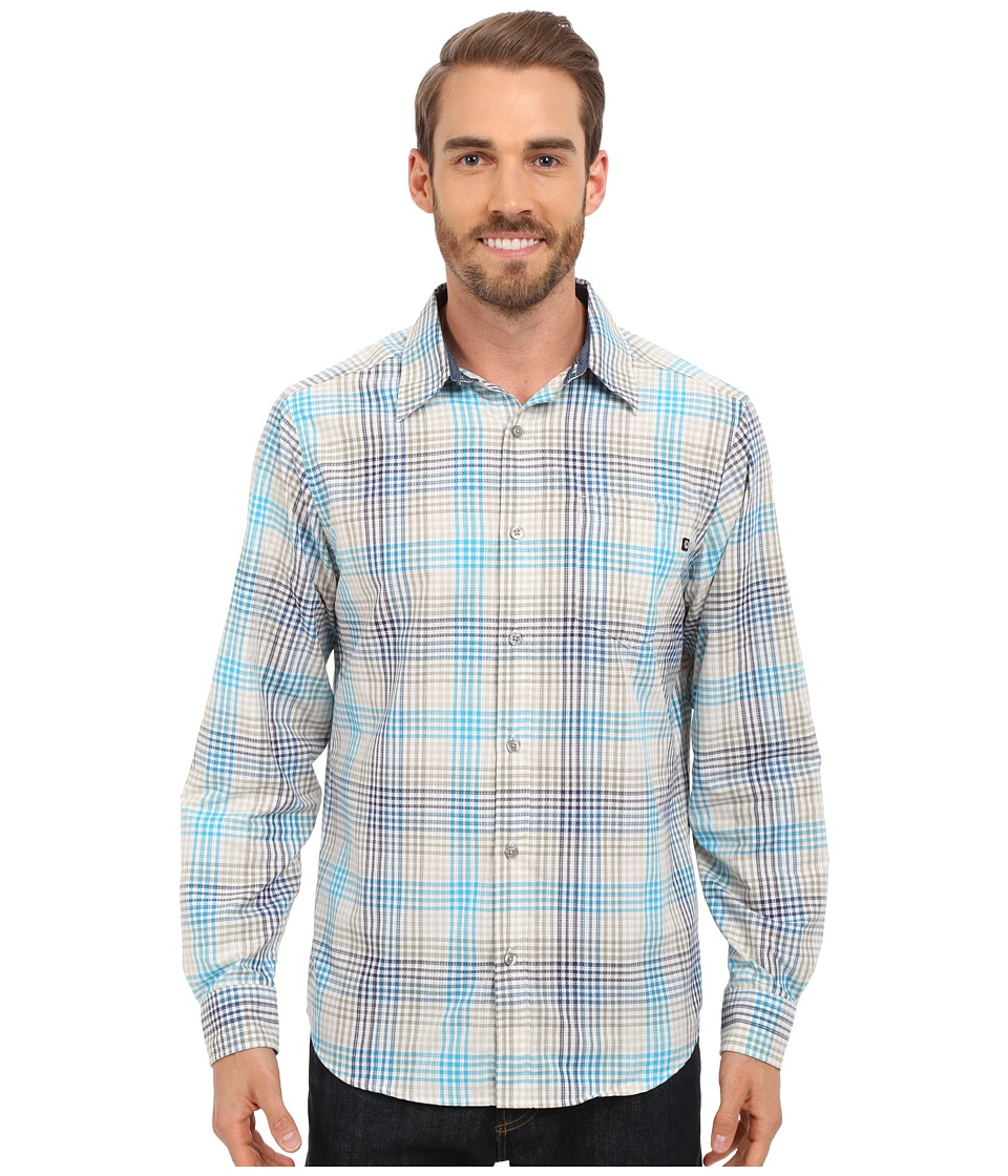 Marmot - Zephyr Long Sleeve (Dark Indigo) Men's Long Sleeve Button Up