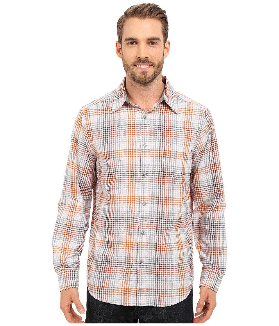 Marmot - Zephyr Long Sleeve (Fire) Men's Long Sleeve Button Up