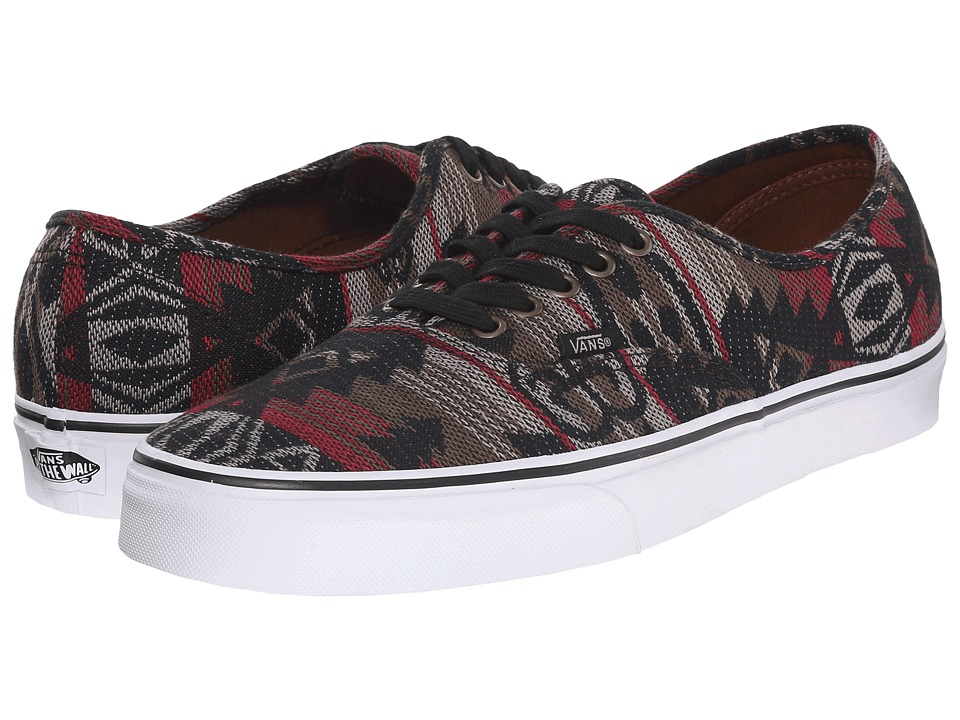 Vans - Authentic ((Inca) Moon Rock/Dachshund) Skate Shoes