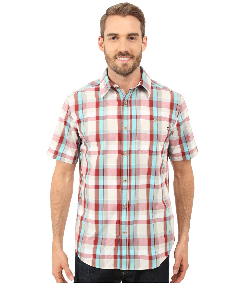 Marmot - Asheboro Short Sleeve (Redstone) Men's Short Sleeve Button Up