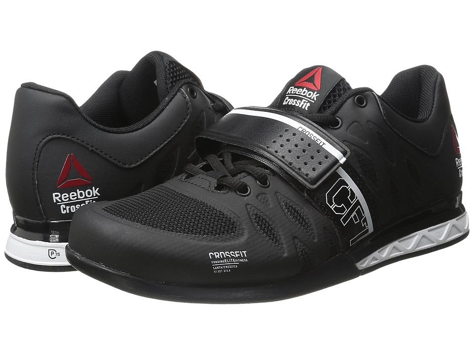 Reebok - CrossFit Lifter 2.0 (Black/White) Women's Cross Training Shoes