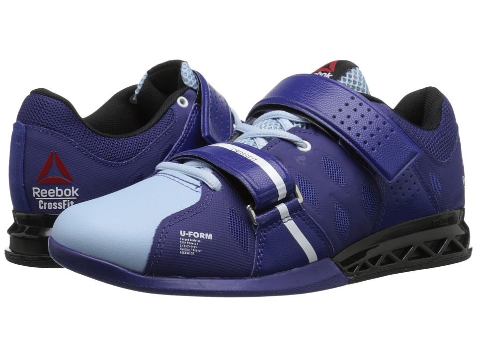 Reebok - CrossFit Lifter Plus 2.0 (Night Beacon/Zee Blue/Black/White) Women's Cross Training Shoes