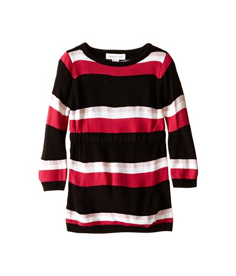 Pumpkin Patch Kids - Dance Academy Multi Stripe Tunic (Infant/Toddler/Little Kids) (Fuchsia Rose) Girl