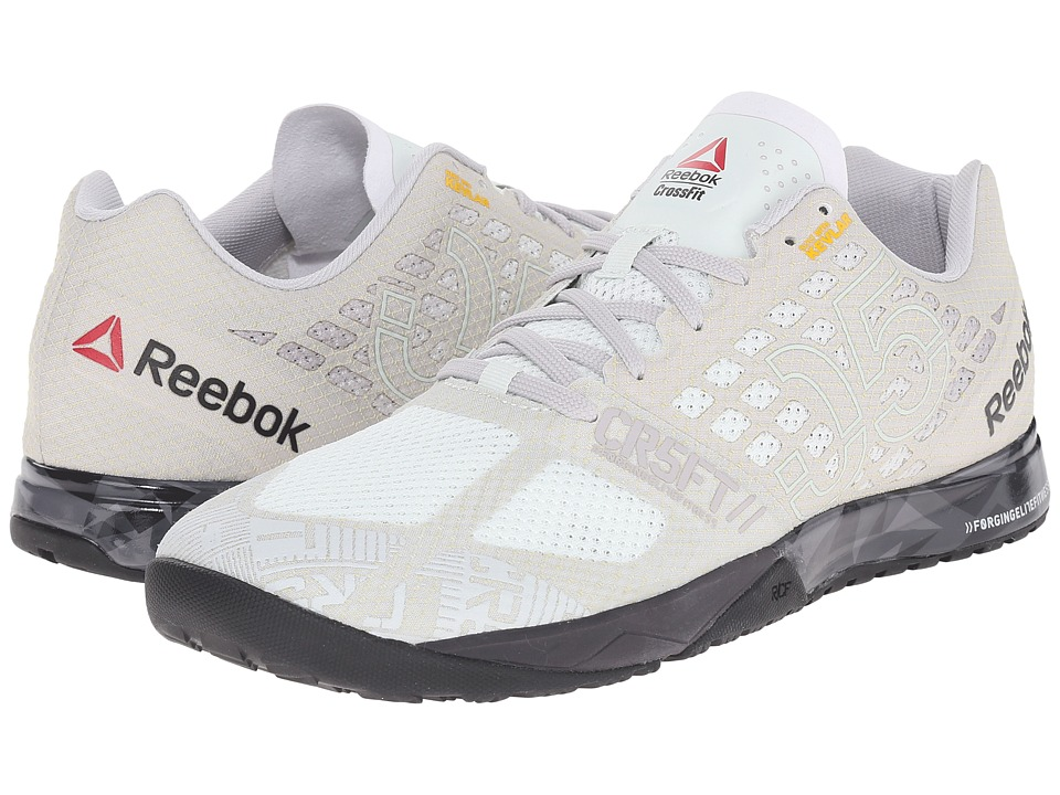 Reebok - CrossFit Nano 5.0 (Opal/Steel/Coal/Black/Shark) Men's Cross Training Shoes