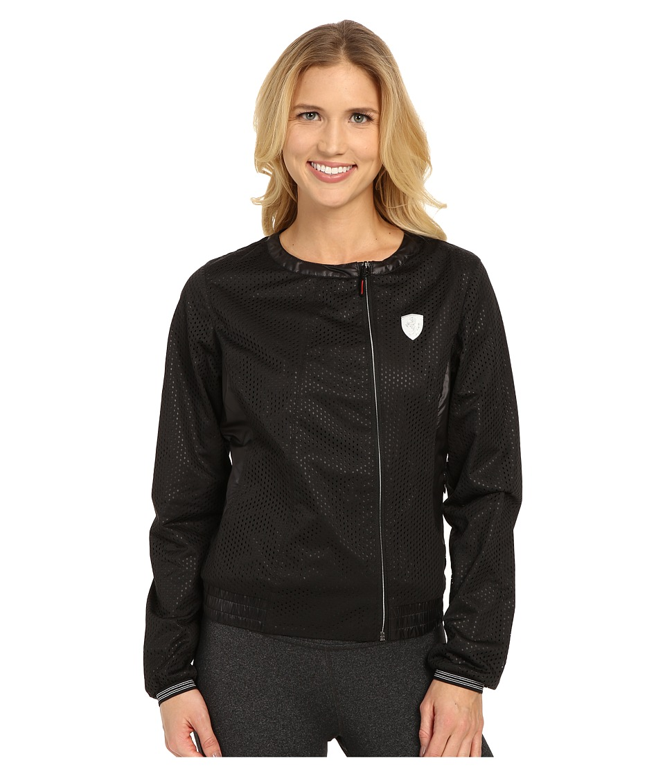 PUMA - Ferrari Lightweight Jacket (Moonless Night) Women's Jacket