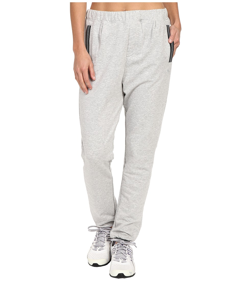 PUMA - Ferrari Sweat Pants (Light Gray Heather) Women's Casual Pants