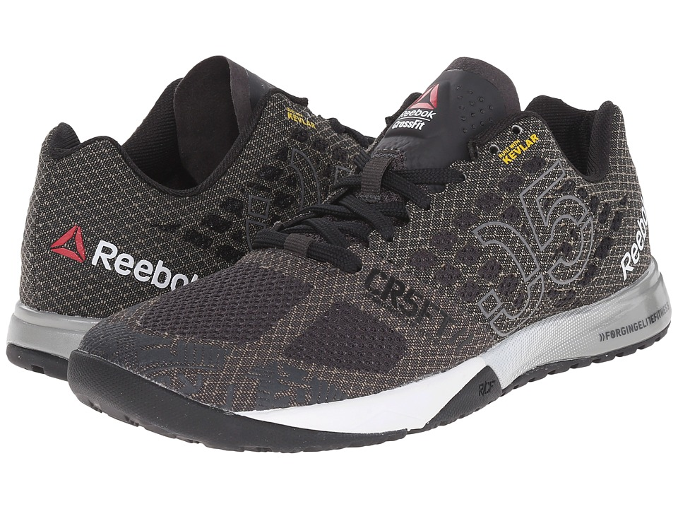 Reebok - CrossFit Nano 5.0 (Coal/Black/White/Tin Grey/Motor Red/Shark) Women's Cross Training Shoes