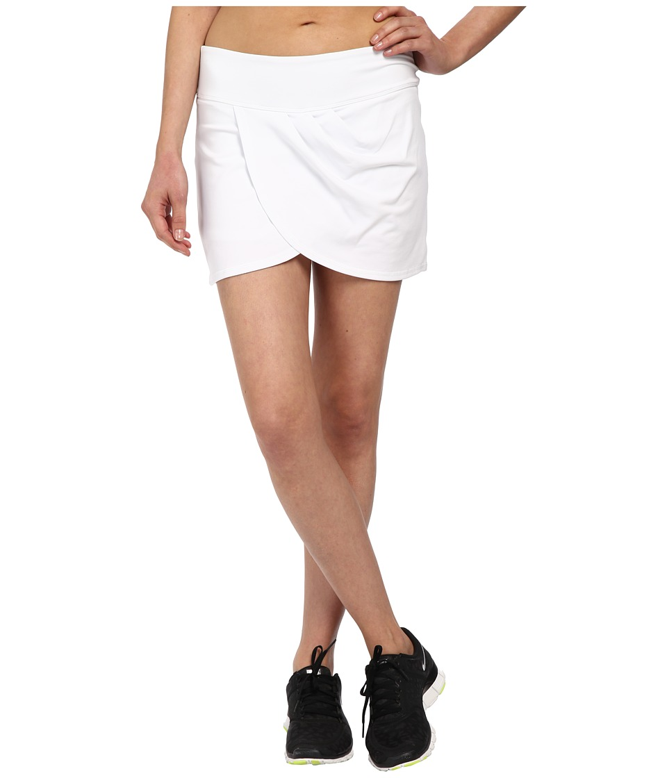 Tonic - Volley Skort (White) Women's Skort