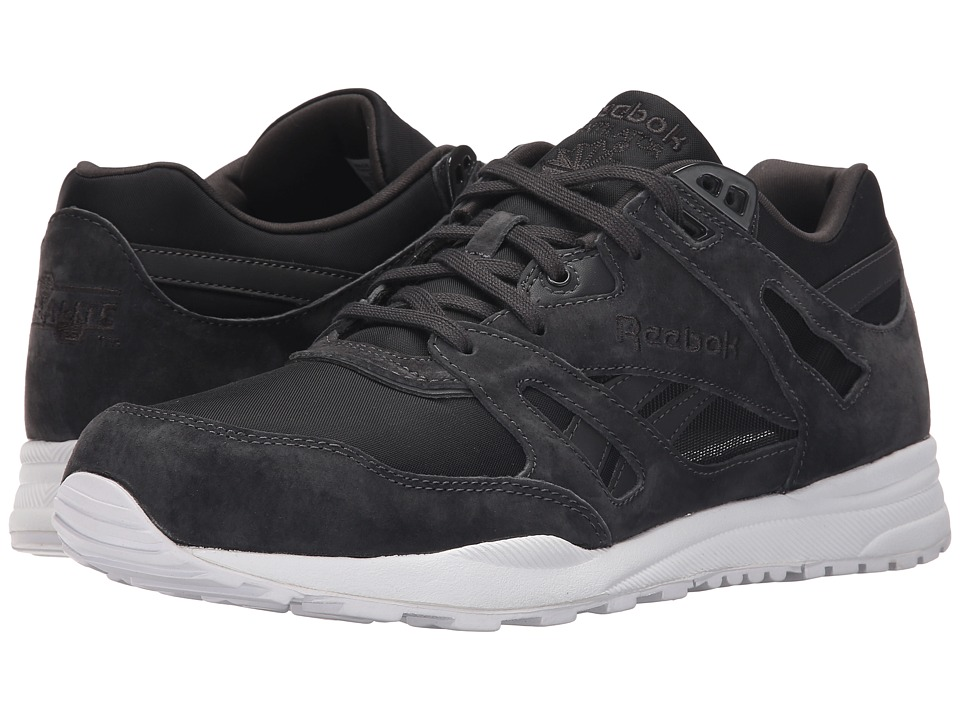 Reebok Lifestyle - Ventilator SMB (Coal/White) Men's Classic Shoes