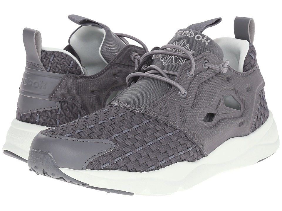 Reebok Lifestyle - Furylite New Woven (Alloy/Silvery Green/Opal) Women's Classic Shoes