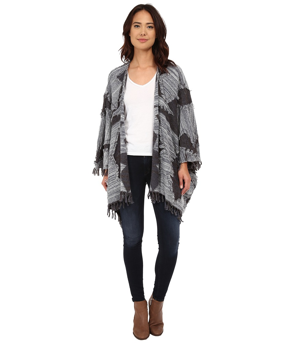 Chaser - Baja Blanket Sweater Kimono (Baja Knit) Women's Sweater