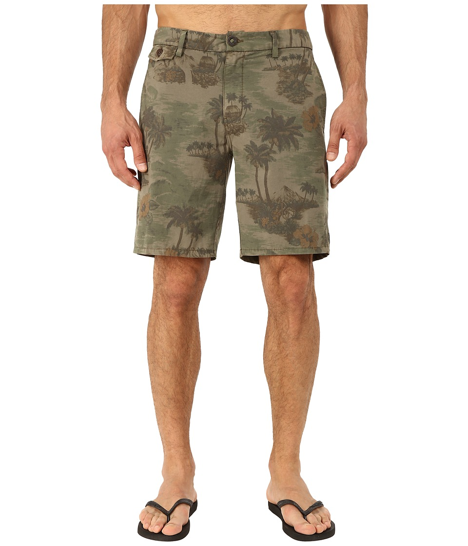 Rip Curl - Vista Boardwalk (Khaki) Men's Shorts