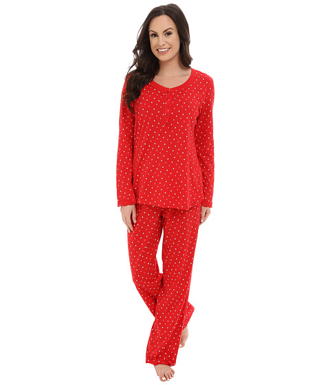 Carole Hochman - Key Item Pajama (Floating Stars) Women's Pajama Sets