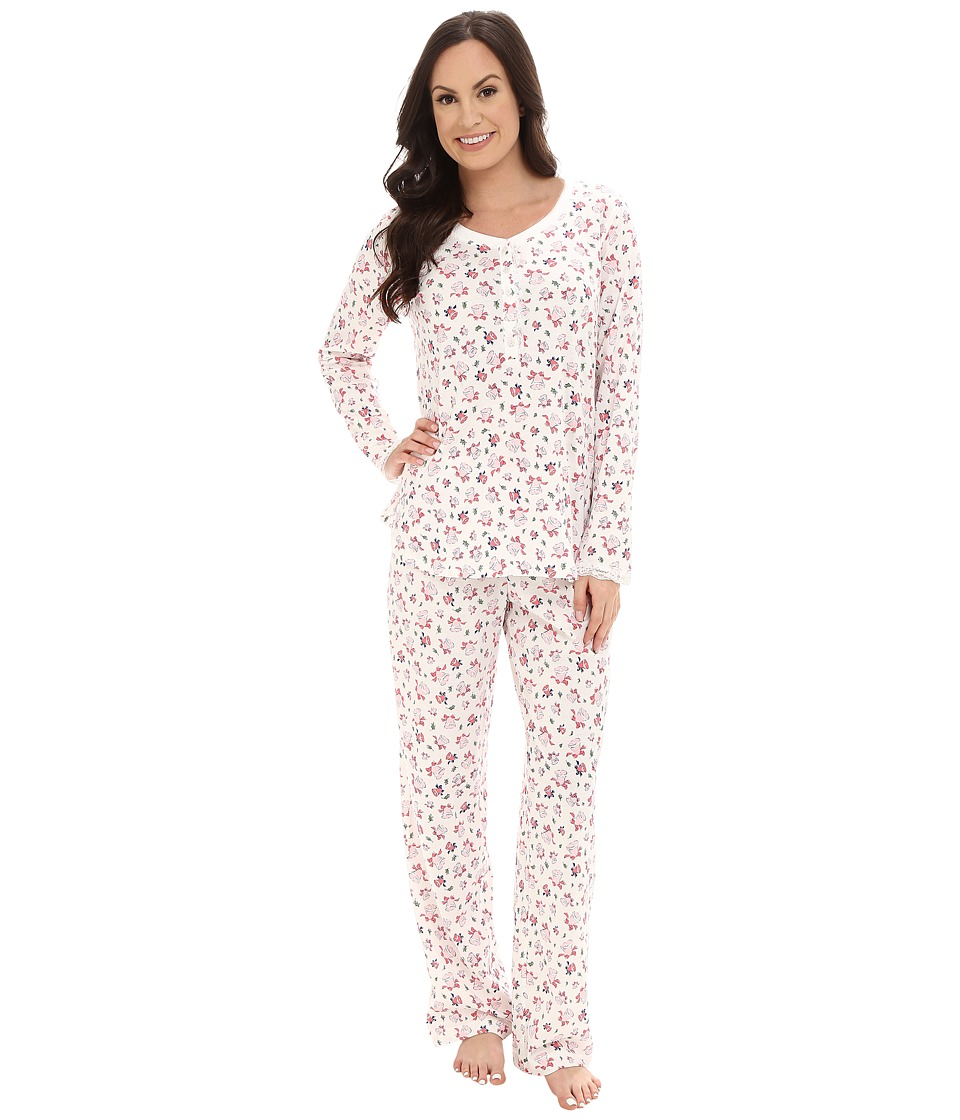 Carole Hochman - Key Item Pajama (Holiday Bells) Women's Pajama Sets